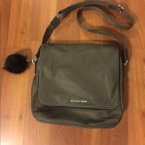 Michael Kors Nylon Messenger Bag
